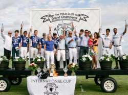 United States Captures International Cup For Seventh Year In A Row; Jeff Blake Named MVP